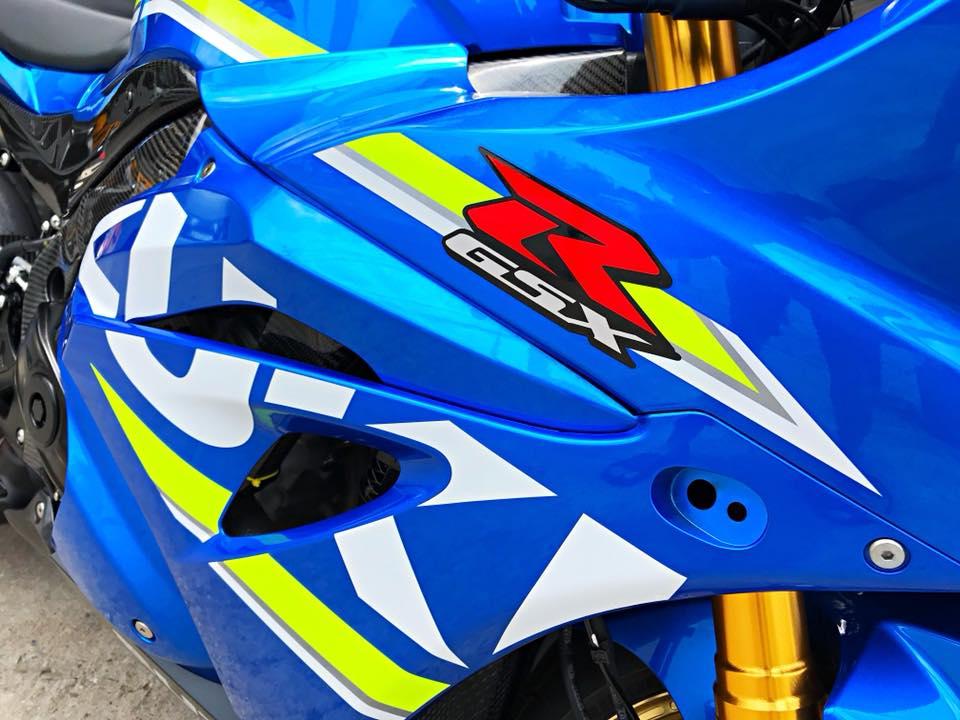 Chiem nguong dung nhan bong bay tu Superbike Suzuki GSXR1000 - 5