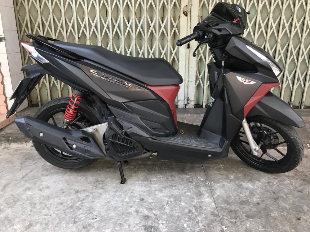 Chuyen nhan son xe Click thai uy tin TPHCM