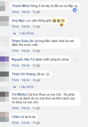 Clip 2 thanh nien chay Exciter om chu cun vao long suoi am khien dan mang phan no - 2
