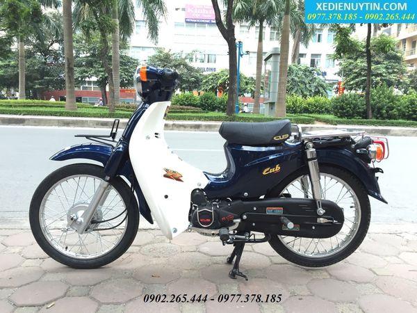 Danh gia xe may Cub 81 Thai Lan - 2