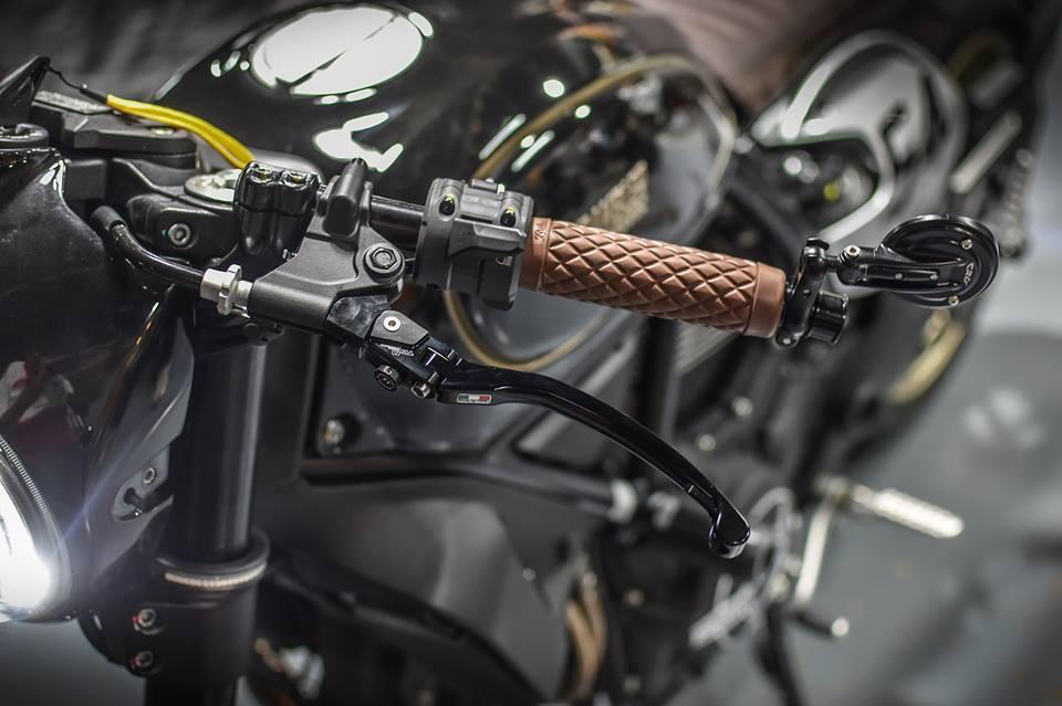 Ducati Scrambler Cafe Racer cucstom by Mugello - 5