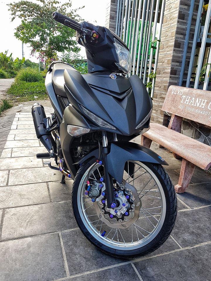 Exciter 150 do gay choang bang loat do choi cua chang Biker Viet - 3