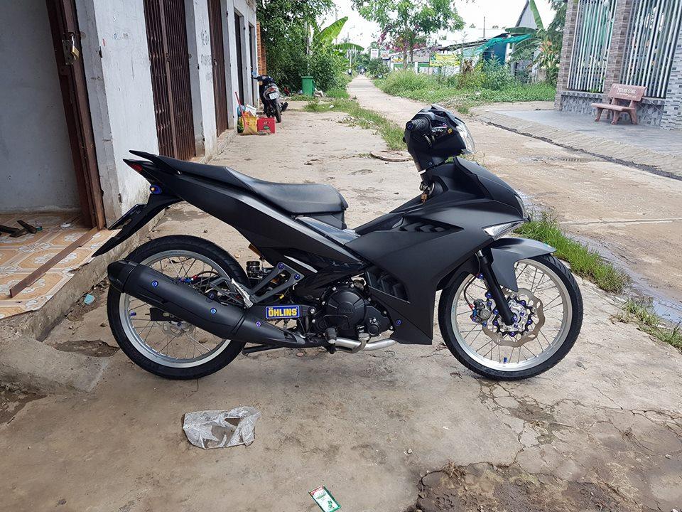 Exciter 150 do gay choang bang loat do choi cua chang Biker Viet - 8