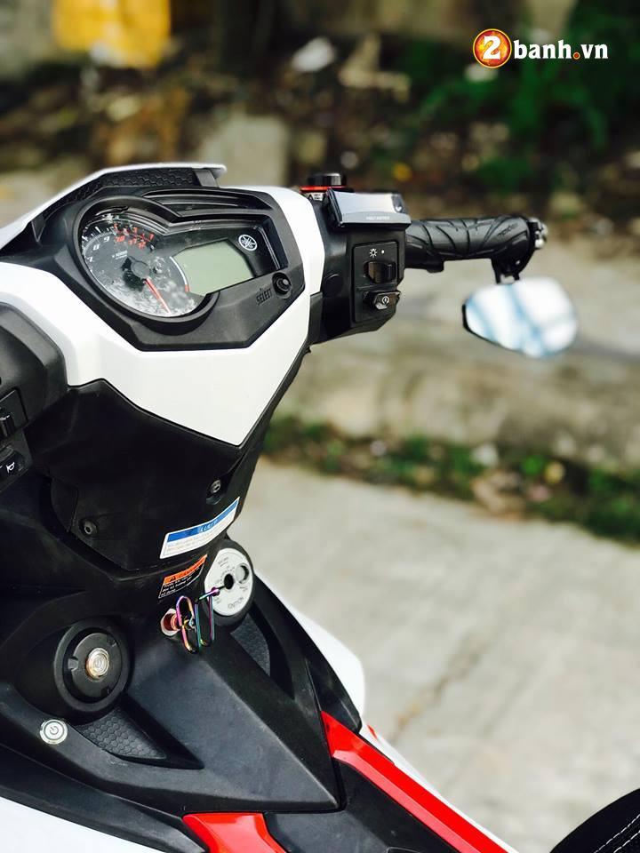 Exciter 150 do ham ho voi option do choi PKL cua biker Quang Ninh - 7