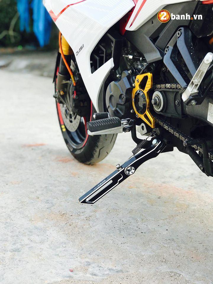Exciter 150 do ham ho voi option do choi PKL cua biker Quang Ninh - 9