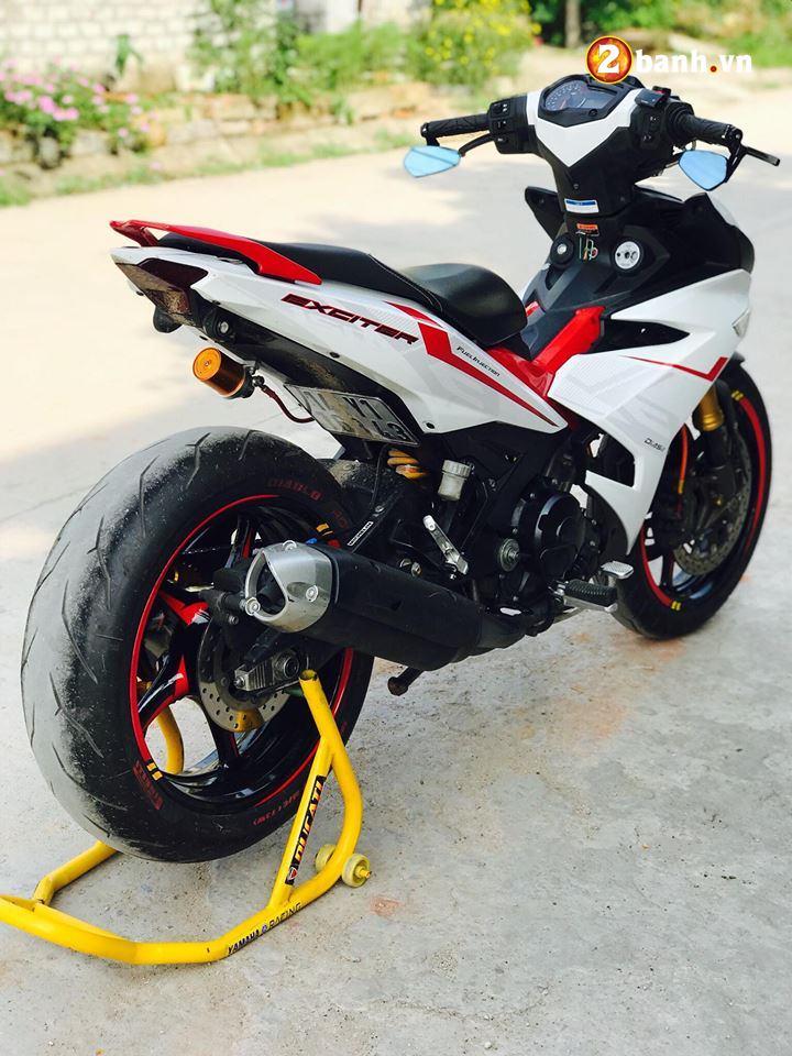 Exciter 150 do ham ho voi option do choi PKL cua biker Quang Ninh - 11