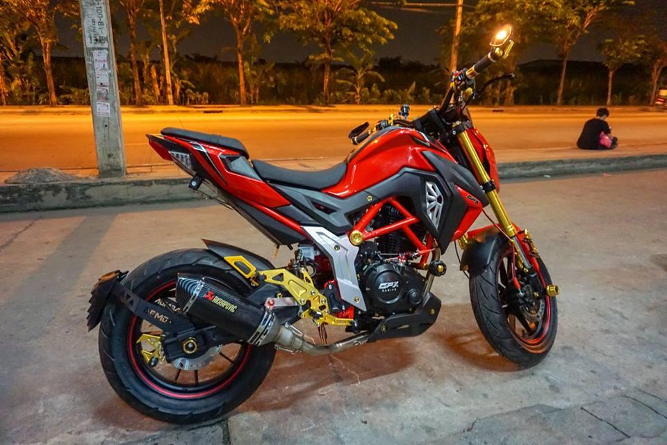 GPX Demon 150 GN do mang ve dep tinh te cua biker Thailand - 3