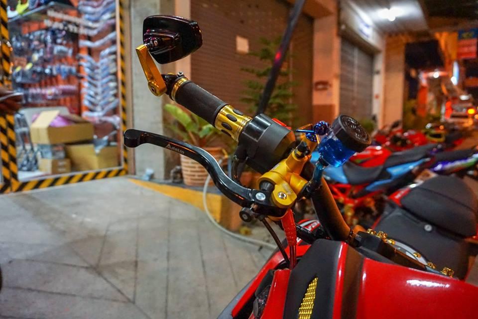 GPX Demon 150 GN do mang ve dep tinh te cua biker Thailand - 5