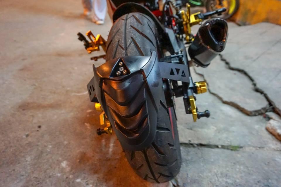 GPX Demon 150 GN do mang ve dep tinh te cua biker Thailand - 11