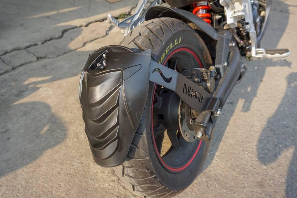 GPX Demon 150 GR do mang ve dep tinh te cua biker nuoc ban - 10