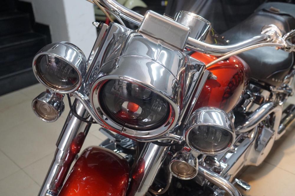 Harley Davidson Softail Deluxe - 2
