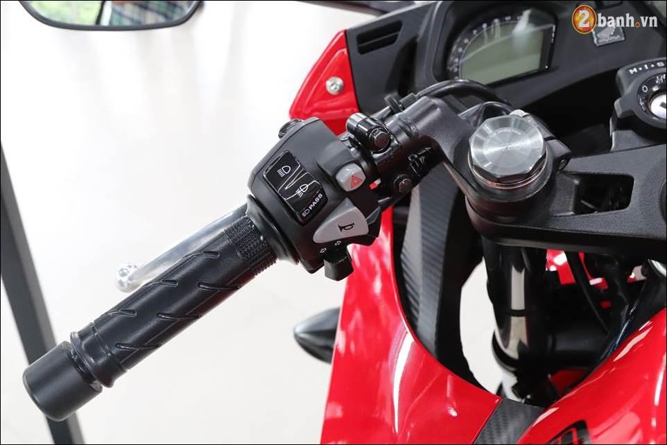 Honda CBR650F 2018 gia 2339 trieu VND ra mat tai Showroom Honda Motor Viet Nam - 6