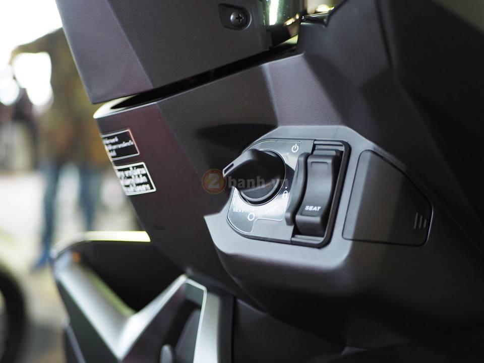 Honda Click 150 2018 se ve Viet Nam voi gia gan 80 trieu dong - 4
