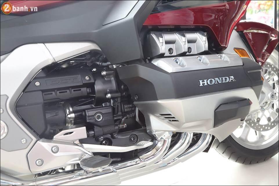 Honda Goldwing 2018 gia 12 ty VND tai Showroom Honda Moto Viet Nam - 13