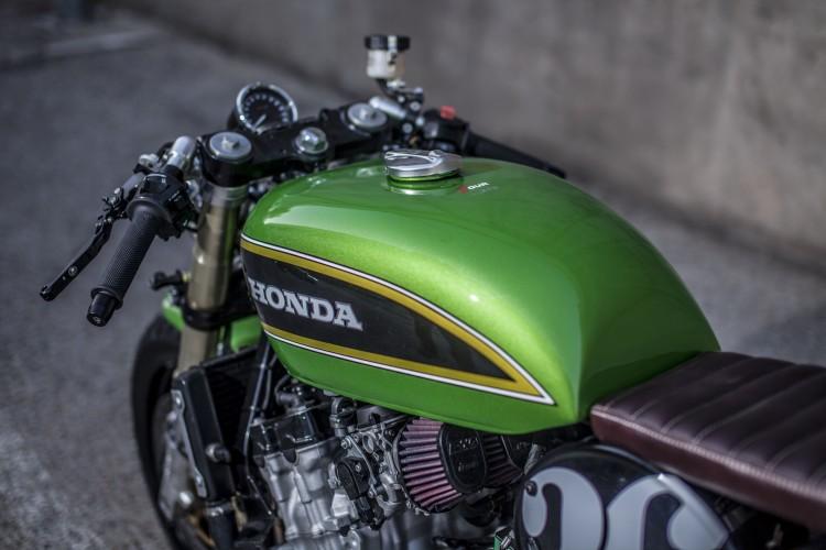 Honda Hornet CB600 day chat choi tu tay do XTR Pepo - 5
