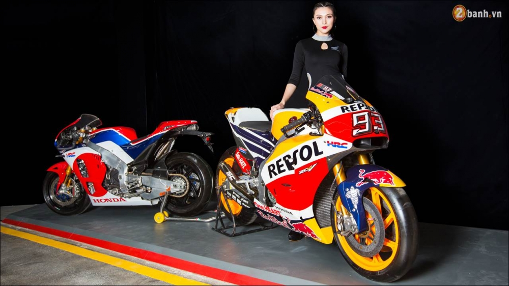 Honda VN ra mat 9 mau xe mo to tai su kien khai truong showroom Honda Moto - 4