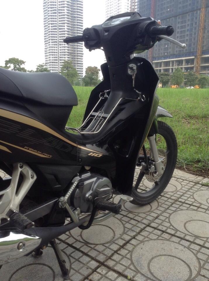 Honda Wave blade vanh duc phanh dia 2016 - 7