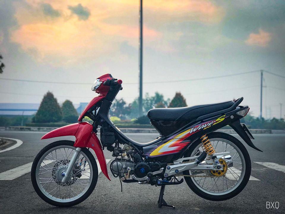 Honda Wave do mang net dep an minh day thu vi cua biker Bac Lieu - 3