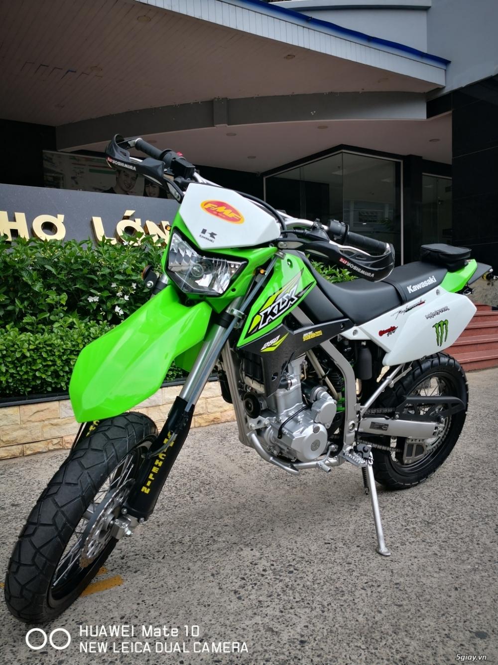 Kawasaki KLX 250 2018 - 2
