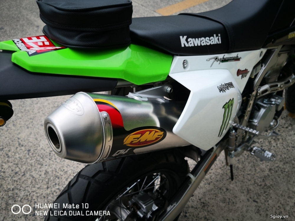 Kawasaki KLX 250 2018 - 4