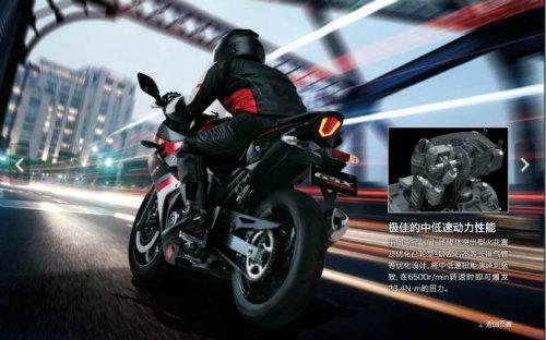 Lo bang thiet ke Suzuki GSXR250GSXR300 trang bi dong co DOHC chuan bi ra mat - 2