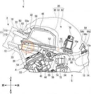 Lo bang thiet ke Suzuki GSXR250GSXR300 trang bi dong co DOHC chuan bi ra mat - 6