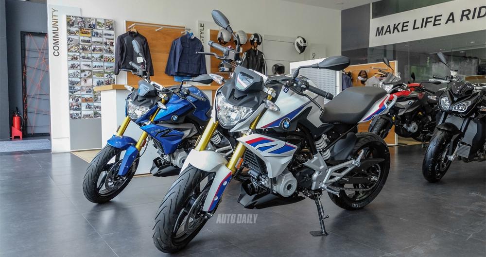 Voi 200 trieu nen chon KTM Duke 2018 hay BMW G310R 2018 - 2