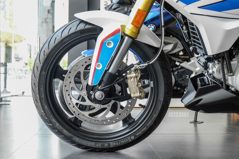 Voi 200 trieu nen chon KTM Duke 2018 hay BMW G310R 2018 - 20