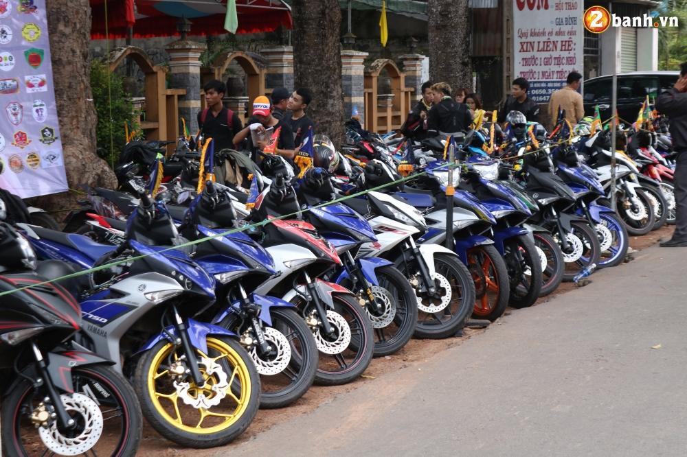 Mung sinh nhat Club Exciter Bau Bang lan I hang tram biker do ve chung vui - 2
