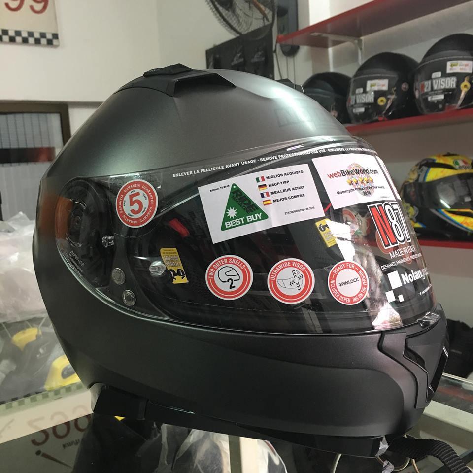 motobox NOLAN N87 Fade Sliver 39 Dep ma cung lich lam - 3
