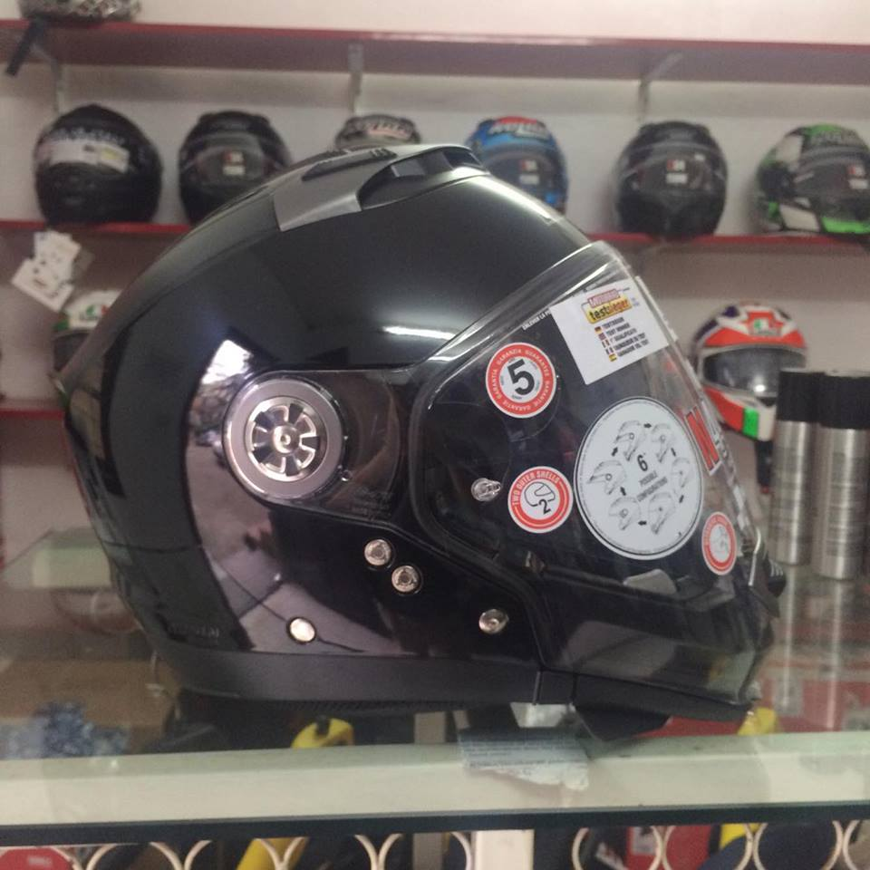 motobox SIEU MU NOLAN 44 EVO DEP NHIN phat me luon - 4