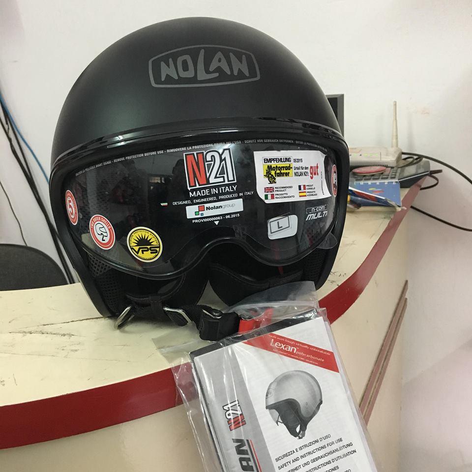 motorush299 Nolan N21 Classic den bong dong hanh cung ban - 4