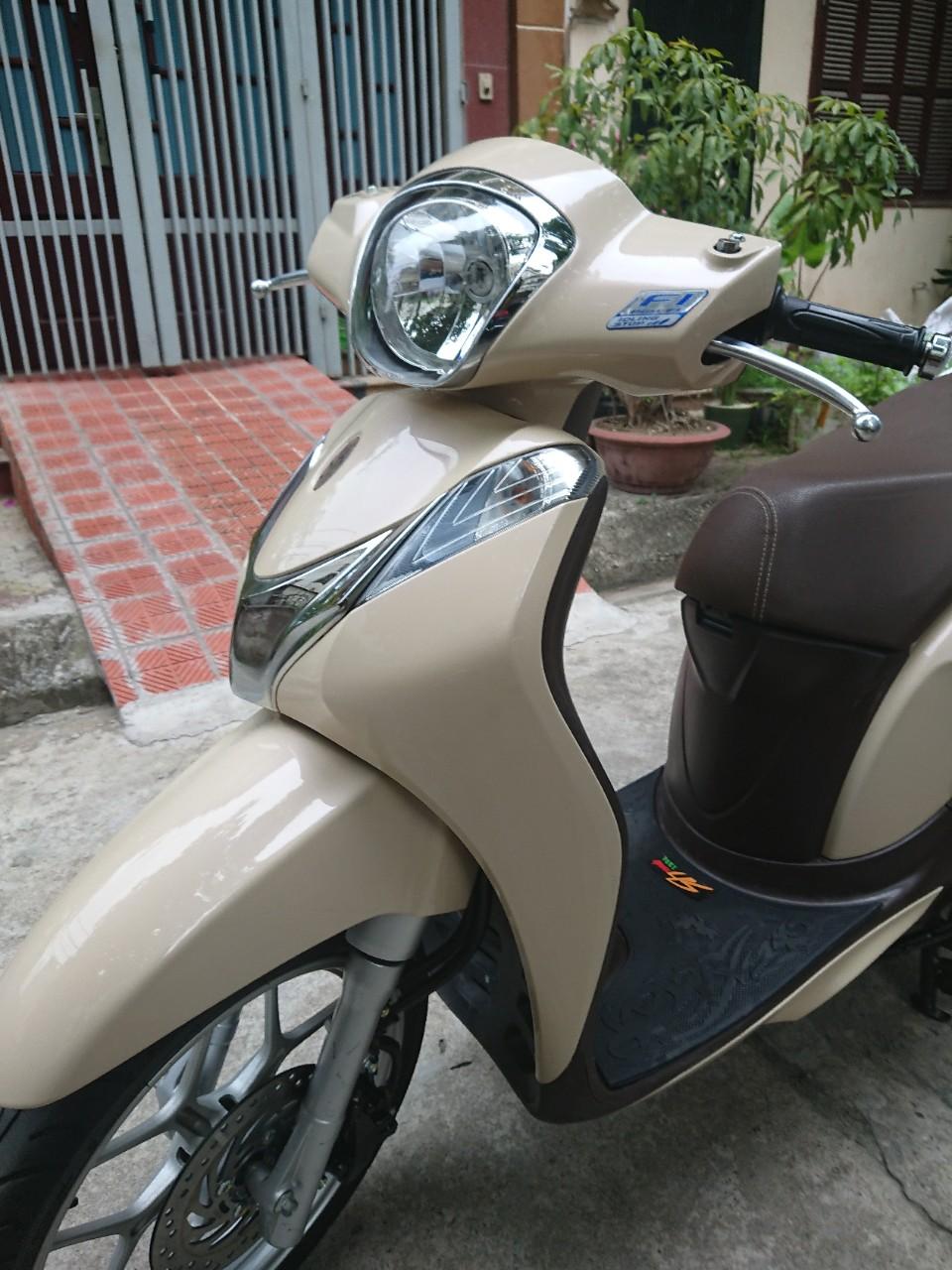 Rao ban Honda Sh mode 2016 be vang chinh chu con moi dang su dung 51tr - 2