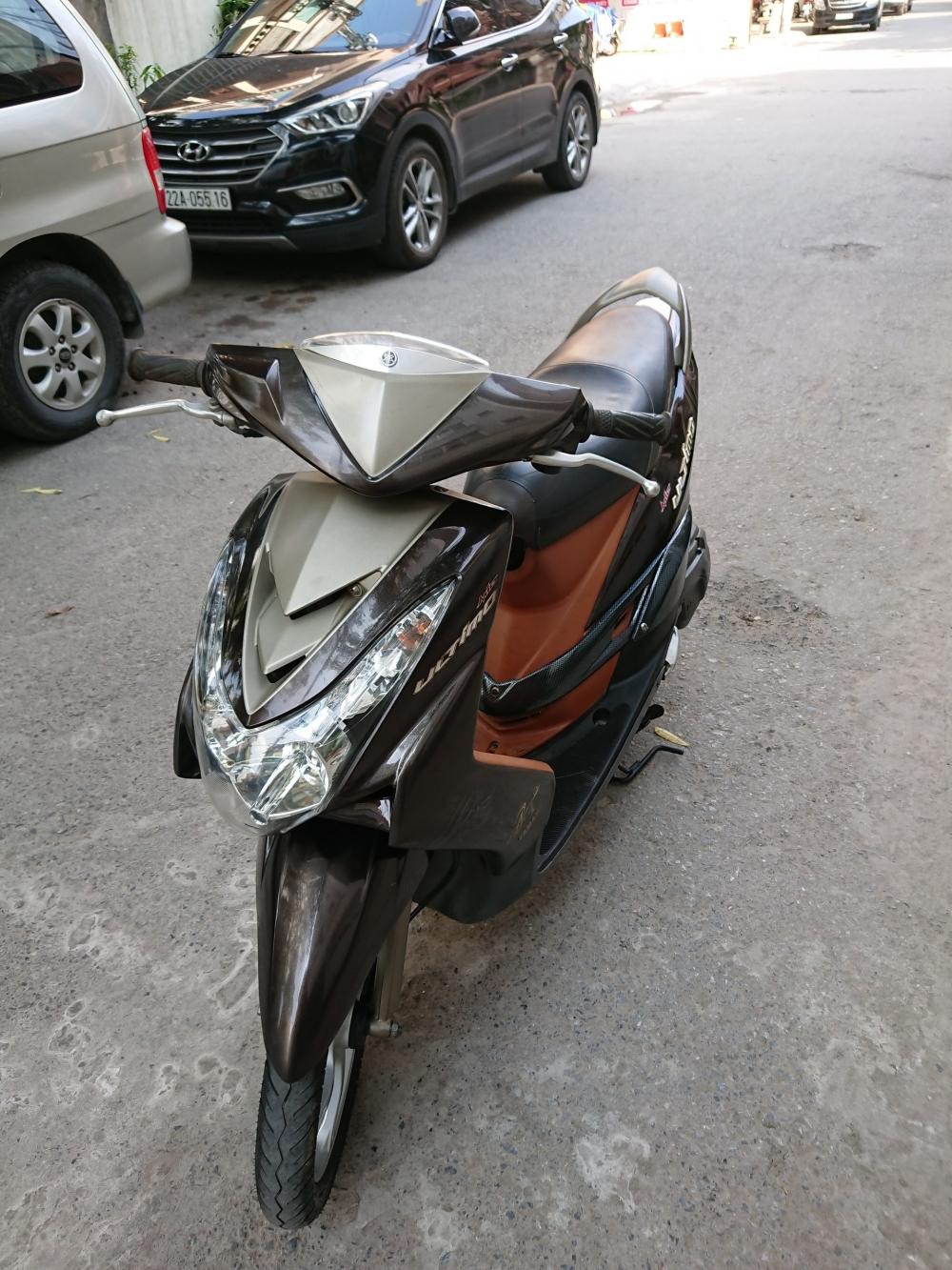 Rao ban Yamaha Mio Ultimo 2010 nau vang chinh chu nguyen ban 9tr - 4