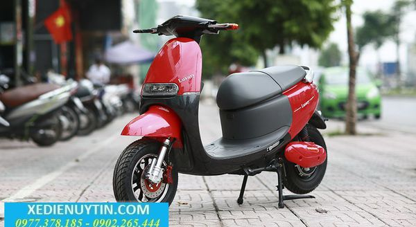 Review xe may dien Gogoro Luxury 2018 - 2