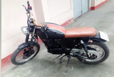 Suzuki 125Gr - 2