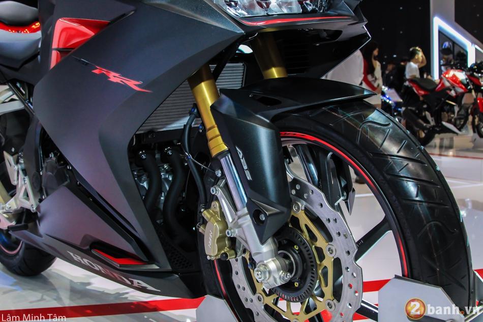 Tin don Honda CBR250RR phan phoi chinh hang tai Viet Nam gia 150 trieu dong vao thang 72018 - 7