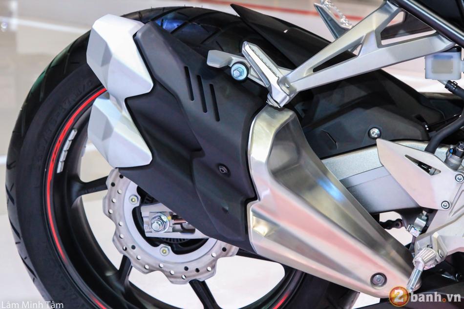 Tin don Honda CBR250RR phan phoi chinh hang tai Viet Nam gia 150 trieu dong vao thang 72018 - 9