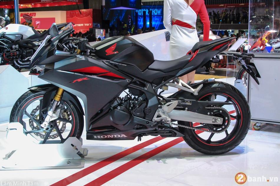 Tin don Honda CBR250RR phan phoi chinh hang tai Viet Nam gia 150 trieu dong vao thang 72018 - 11