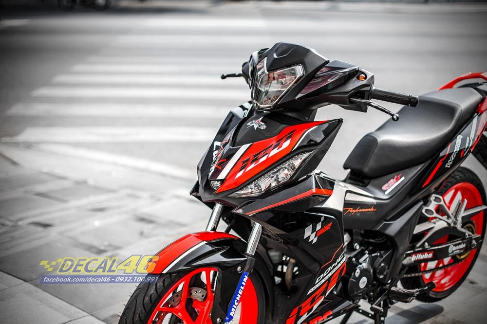 Tong hop tem xe Winner 150 cam den thang 52018 dep do Decal46 thuc hien - 5