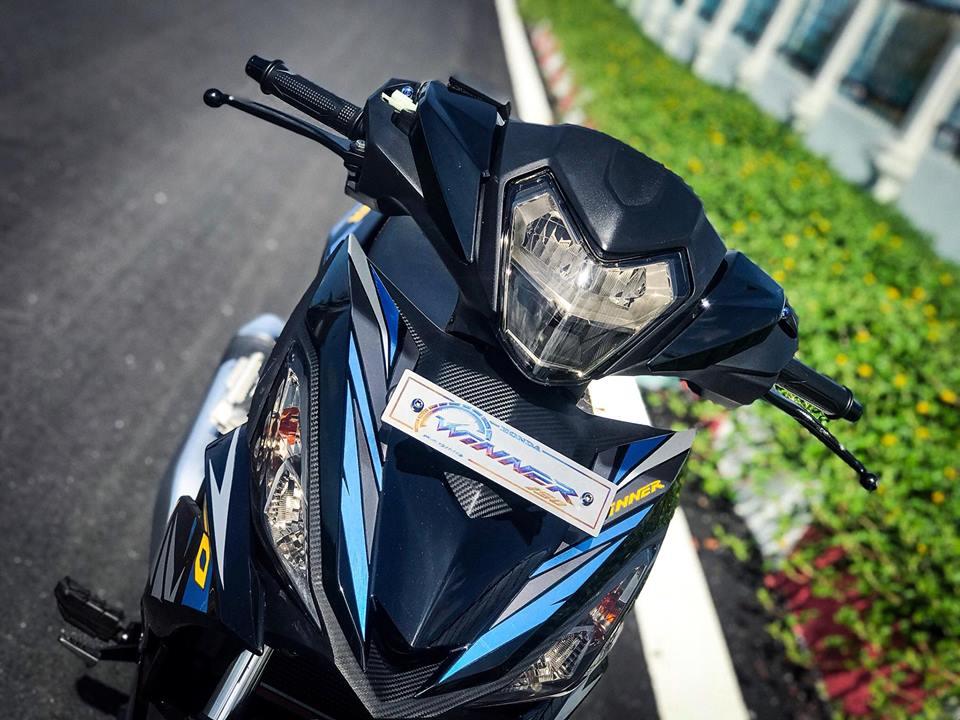 Winner 150 do loi cuon nguoi xem boi option do choi gia tri cua biker Bac Lieu - 4