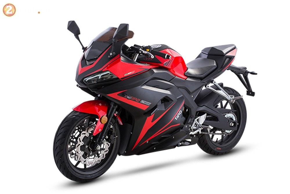 Xuat hien phien ban nhai Honda CB1000RRYamaha XMAX duoi danh thuong hieu TAROMOTO - 5