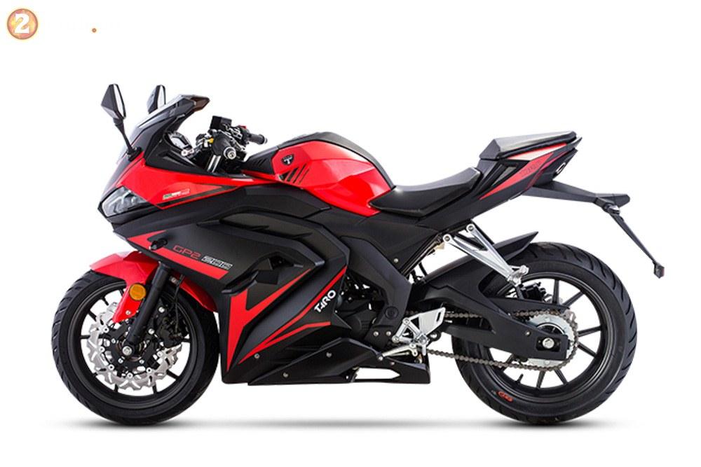 Xuat hien phien ban nhai Honda CB1000RRYamaha XMAX duoi danh thuong hieu TAROMOTO - 7