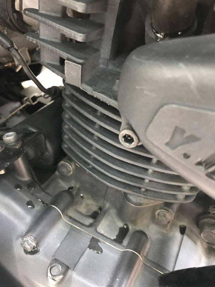 Yamaha FZ 16 - 5