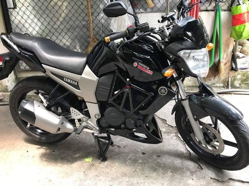 Yamaha FZ 16 - 8
