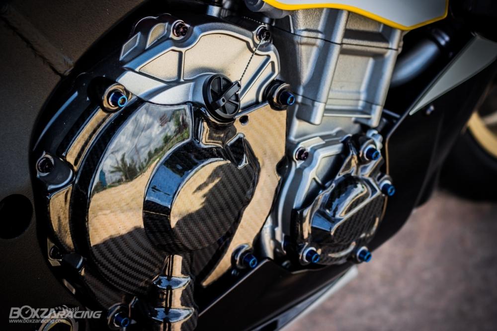 Yamaha R1 ban dac biet ky niem 60 nam dep ngat ngay tren dat Thai - 11