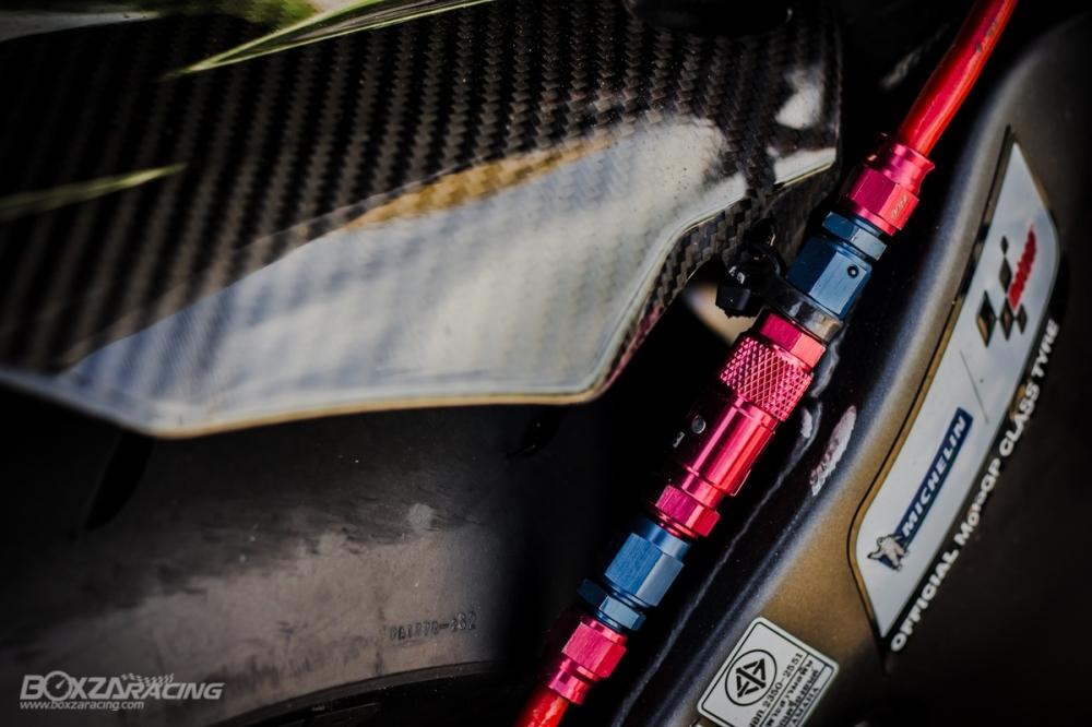 Yamaha R1 ban dac biet ky niem 60 nam dep ngat ngay tren dat Thai - 13