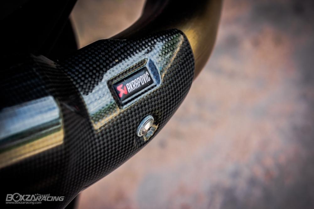 Yamaha R1 ban dac biet ky niem 60 nam dep ngat ngay tren dat Thai - 15