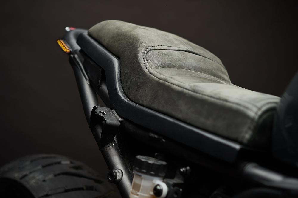Yamaha XSR700 ban do Tracker day khac biet - 9