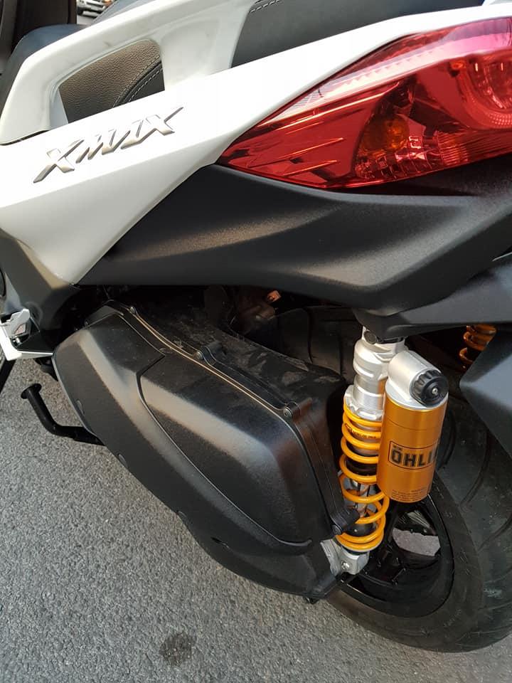 Yamaha XMAX 300 ban do Scooter com can tai xu Chua Vang - 9
